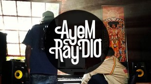 Abstract Rude + Myka 9 = AyeM Ray-DIO