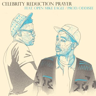 "Open Mike Eagle - ""Celebrity Reduction Prayer"" prod. by Oddisee"