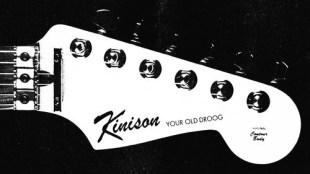 Your Old Droog - Kinson EP