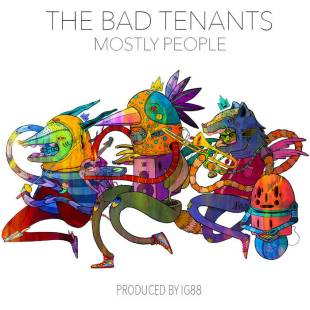 "The Bad Tenants - ""King's Seat"" ft. Ceschi"