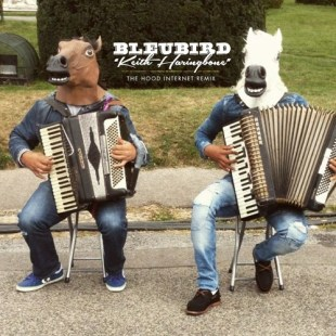 "Bleubird - ""Keith Haringbone"" (The Hood Internet Remix)"