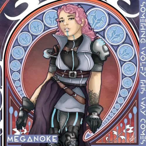 Meganoke - Something Wolfy This Way Comes