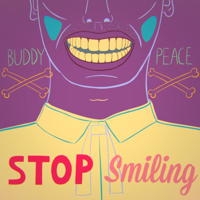 Buddy Peace - Stop Smiling