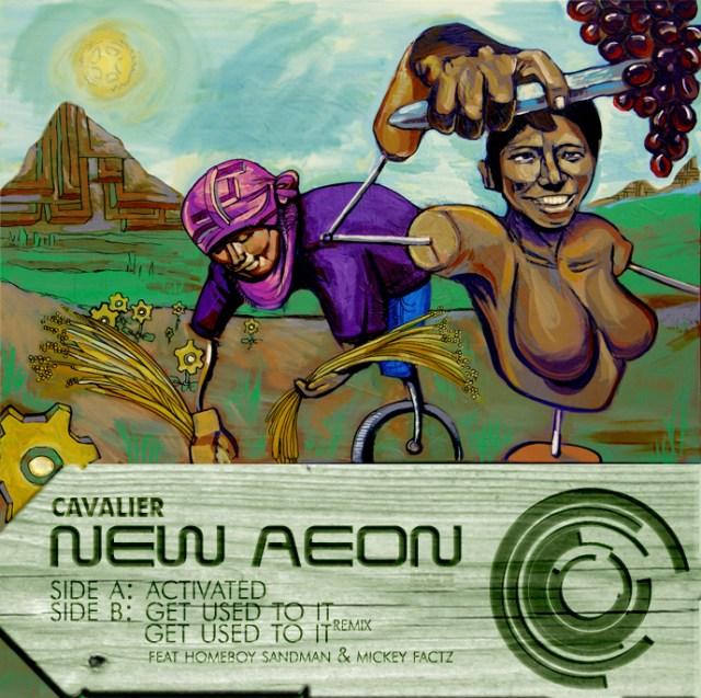 Cavalier - New Aeon