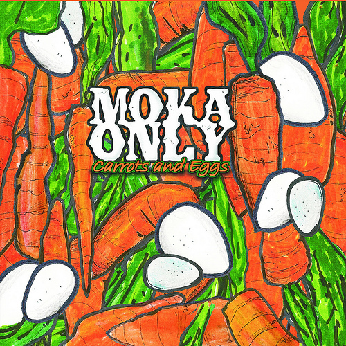 "Moka Only - ""Hardly Say"" feat. Bootie Brown"