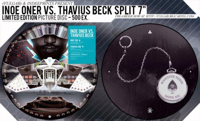 """Inoe Oner vs. Thavius Beck 7"""""""
