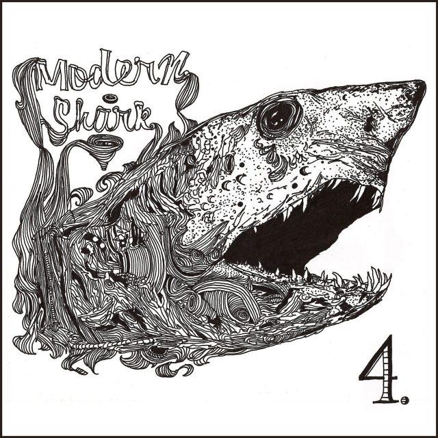 Modern Shark Sampler Tape Number Four