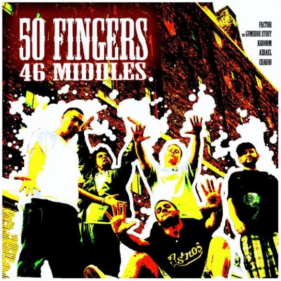 50 Fingers - 46Middles