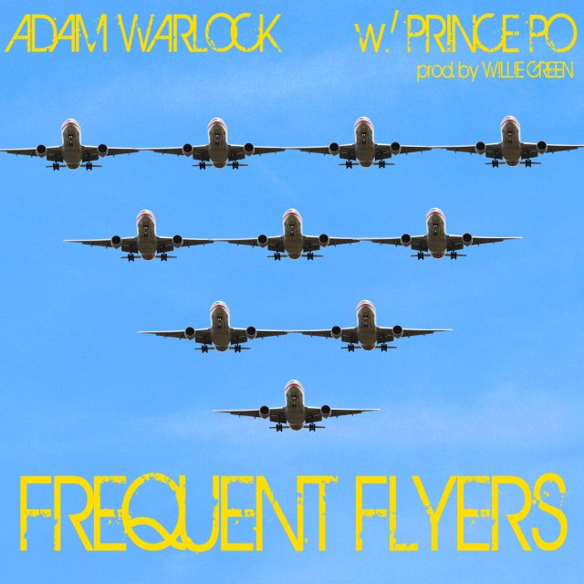 "Adam Warlock - ""Frequent Flyers"""