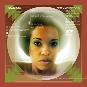 Psalm One - Woman @ Work