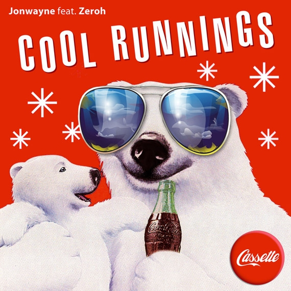 "Jonwayne - ""Cool Runnings"" feat. Zeroh"