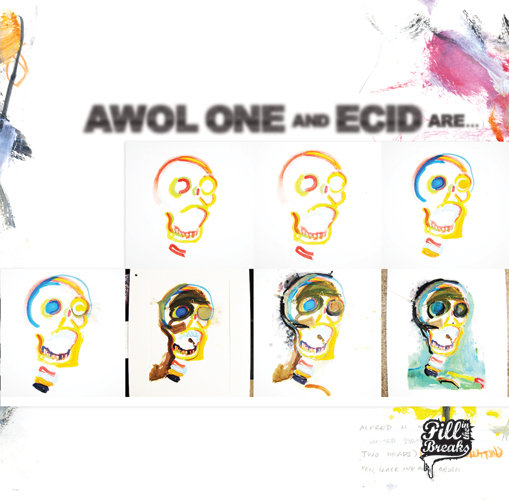 Awol One and Ecid
