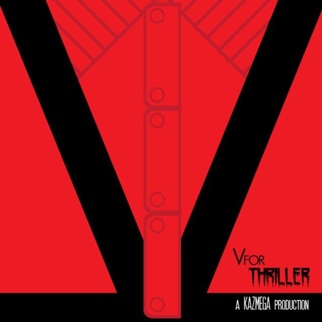 KazMega - V For Thriller