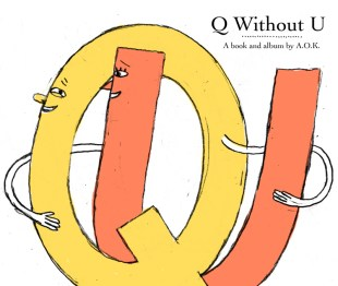 aok-q-without-u-album-book