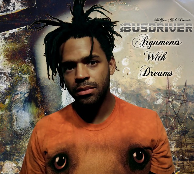Busdriver - Arguing With Dreams EP
