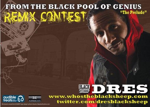 Dres (Black Sheep) Announces Producer Remix Contest