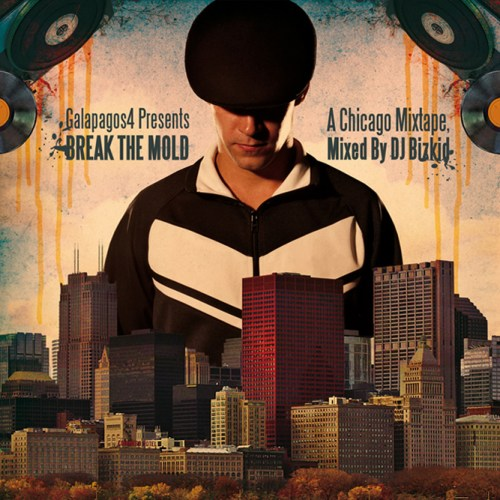 'Break The Mold' is a mixtape by DJ Bizkid,