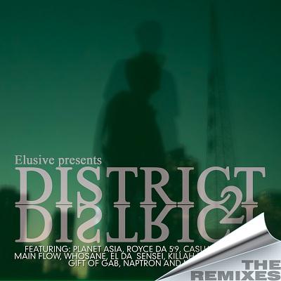 Elusive - District 2 District