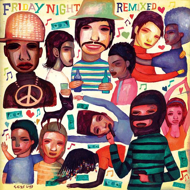 Friday Night Remixed