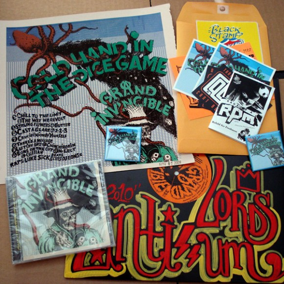 Grand Invincible (Luke Sick) - Ultra Limited Collector Package