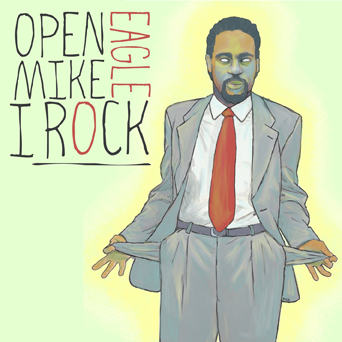 "Open Mike Eagle - ""I Rock (For The Unemployed)"" Prod. by Awkward"