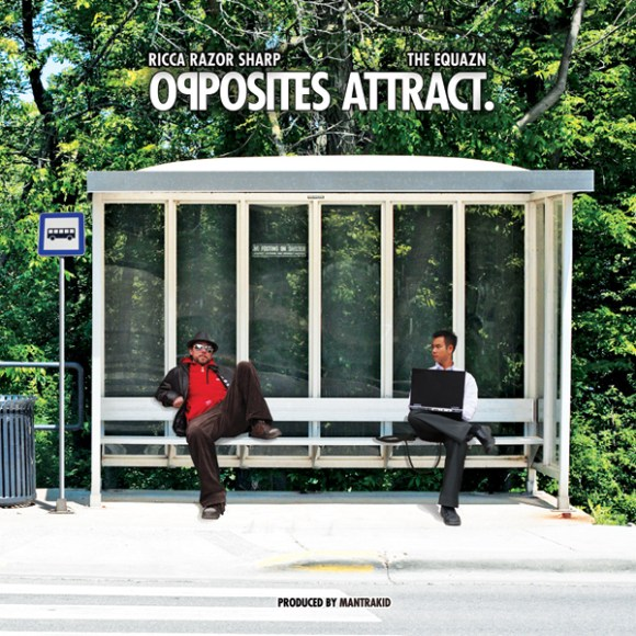 Ricca Razor Sharp & The Equazn - Opposites Attract