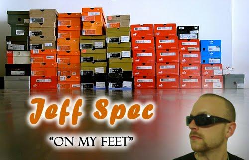 "Jeff Spec - ""On My Feet"""