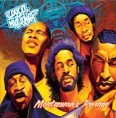 """Souls Of Mischief - """"Proper Aim"""" (Produced by Prince Paul)"""