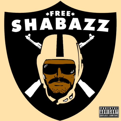 Ricky Shabazz and the Boom Bap Boys - Free Shabazz