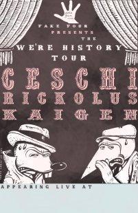 ceschi-rickolus-kaigen-were-history-tour