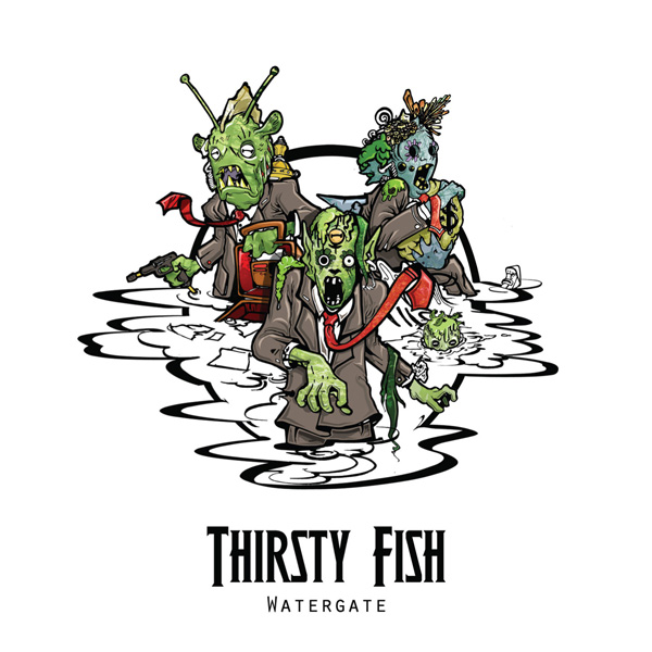 "Thirsty Fish - ""Sounds Like Rap"""