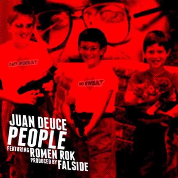 """Juan Deuce - """"People"""" ft. Romen Rok (Prod. by Falside)"""