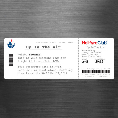 "Nocando - ""Up In The Air"""