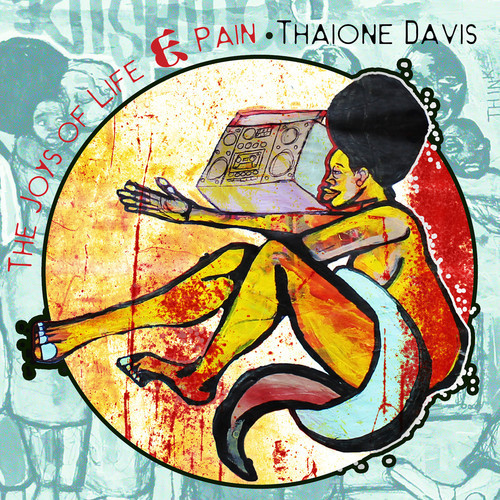 "Thaione Davis - ""Glass Ceilings (Etcetera)"""