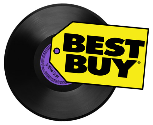 Best Buy is giving vinyl a spin