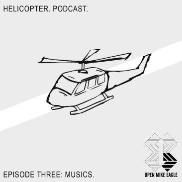 Open Mike Eagle - Helicopter Podcast 3