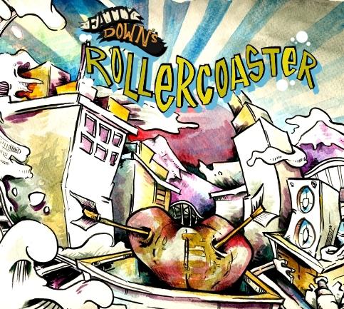 Fatty Down - Roller Coaster
