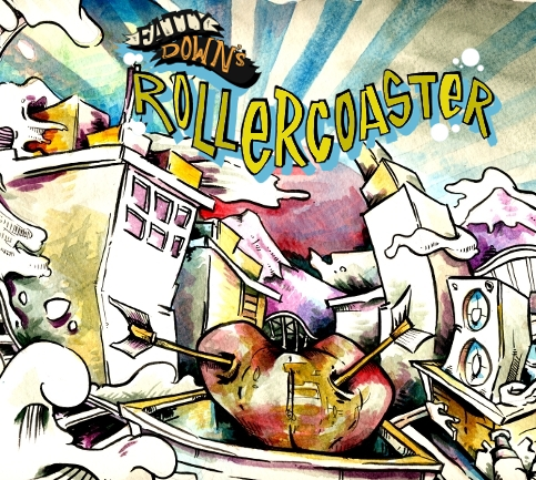 Fatty Down - Roller Coaster