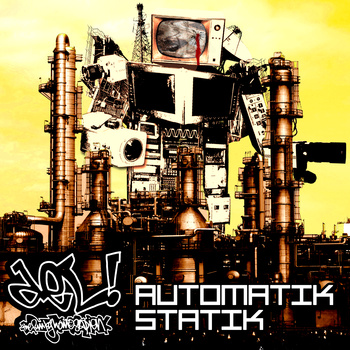 Del The Funky Homosapien - Automatik Statik
