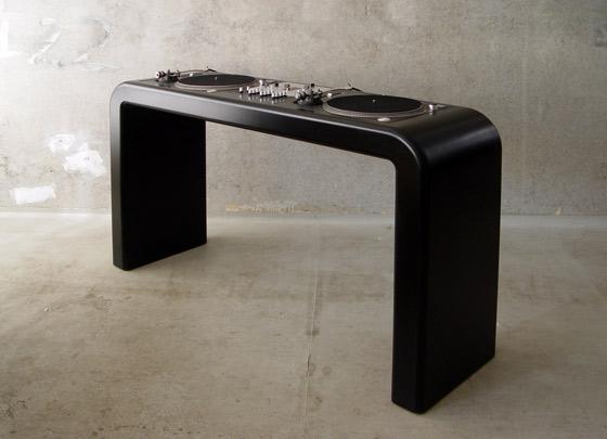 DJ Desk:Black