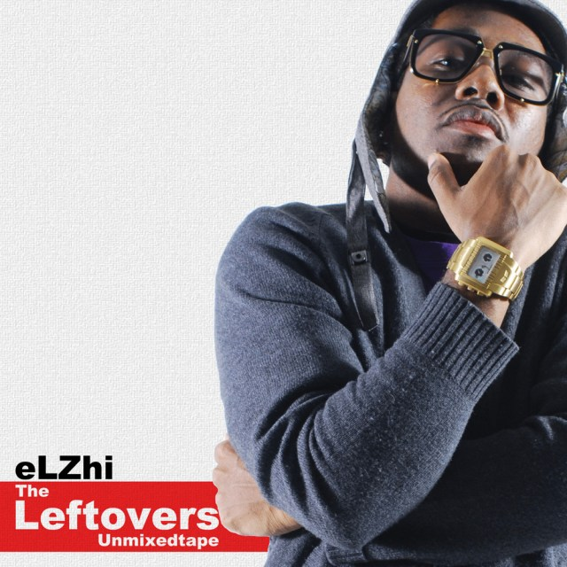 eLZhi.Leftovers.Unmixedtape.Cover