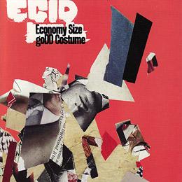 Ecid - Economy Size goDD Costume