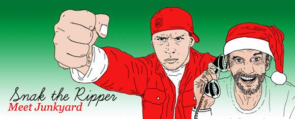 Snak The Ripper, MeetJunkyard