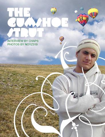 The Gumshoe Strut