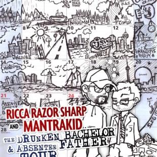 mantrakid-ricca-razor-sharp-summer-09-tour