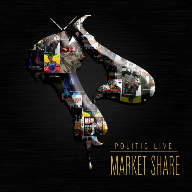 Politic Live - Market Share EP [free download]