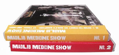 Madlib Medicine Show