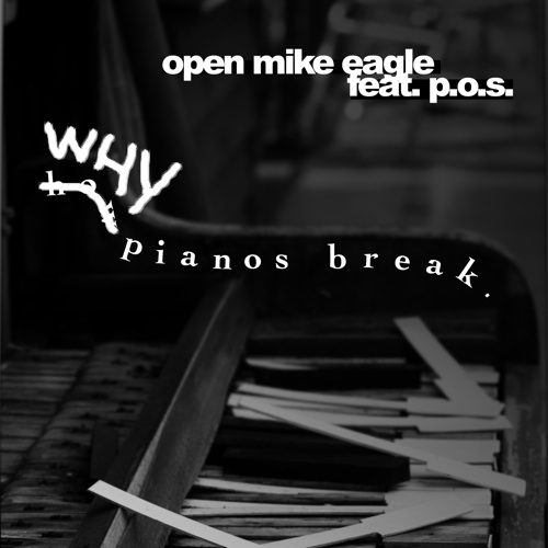"Open Mike Eagle - ""Why Pianos Break ft. P.O.S."""
