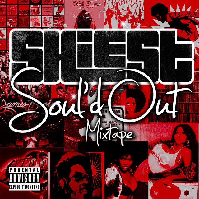Shiest - Soul'd Out Mixtape