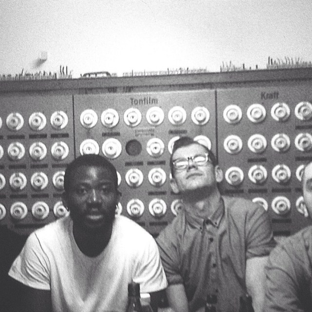 """Young Fathers - """"Mr. Martyr"""""""
